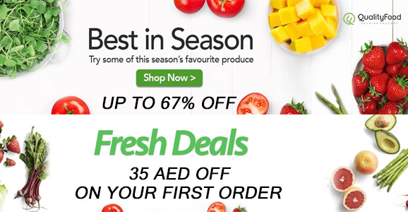 quality food dubai offer and latest coupons