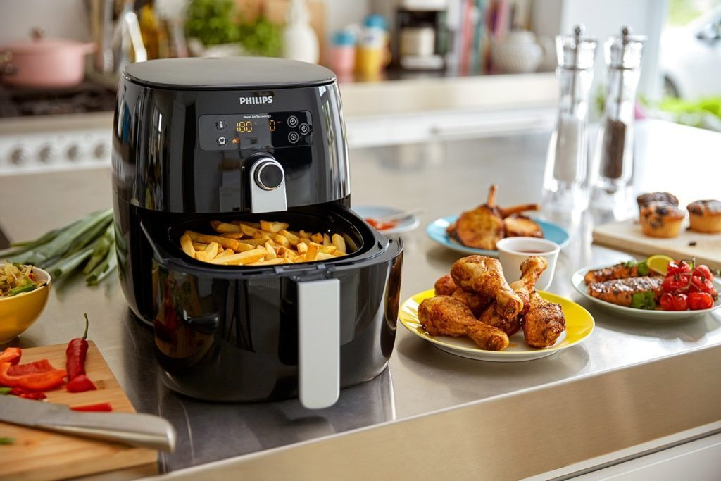 Philips Air Fryer with TurboStar Technology The Most Stylish Air Fryer 2021 UK