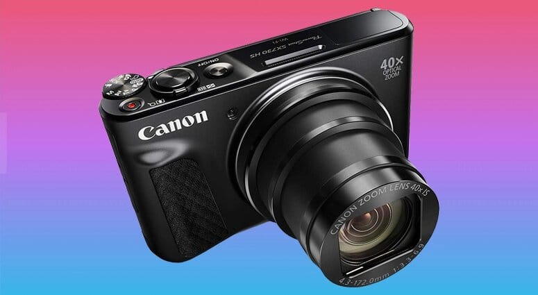 Best Compact Camera For Video Canon PowerShot